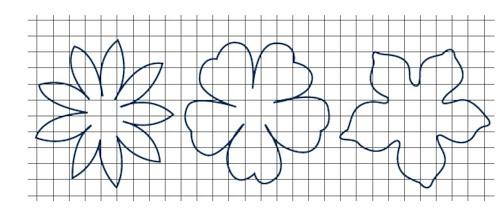 Цветок из ленточки своими руками фото 649
