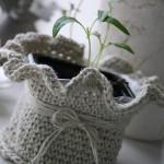 Вязание и пэчворк в интерьере 2