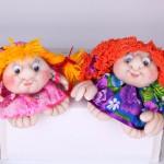 Куклы из колготок