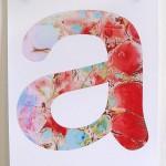 Буквы в доме 5
