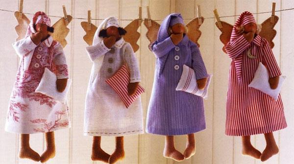 Куклы тильды своими руками из ткани