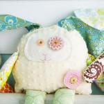 Детская декоративная подушка 2