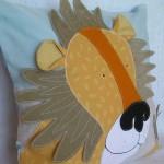 Детская декоративная подушка 8