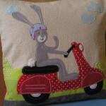 Детская декоративная подушка 9
