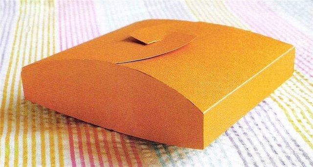 Как сделать пакетик из бумаги фото 579