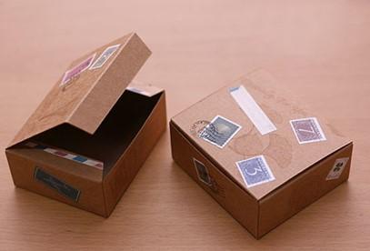 Сделать упаковку из картона своими руками