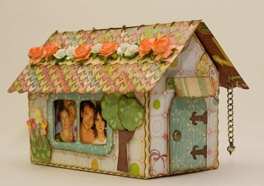 skrapdom_2_1 Поделка домик своими руками - 64 фото идеи изделий в виде домика для детей
