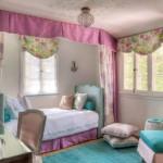 Комната в розовых тонах 1