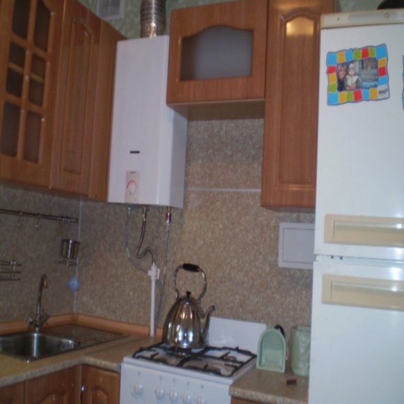 Дизайн кухни с газовой варочной панели