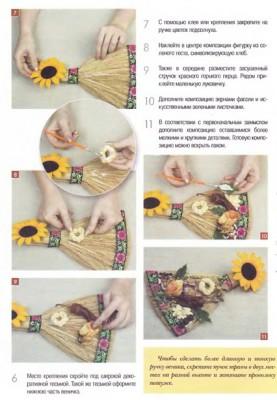 Отменные обереги своими руками: куклы, домовые, веники и другие