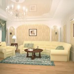 Дизайн гостиной в панельном доме