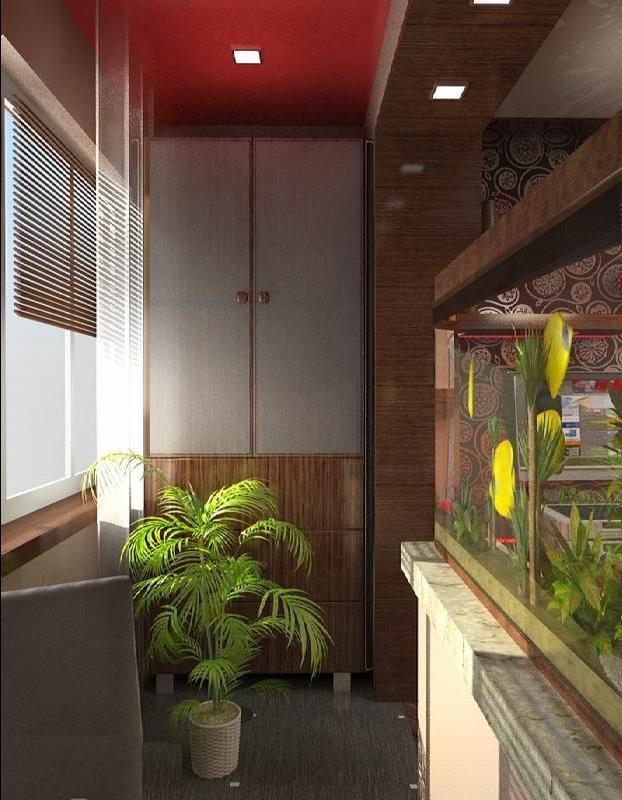 Дизайн квартиры в панельном доме: одна, две или три комнаты.