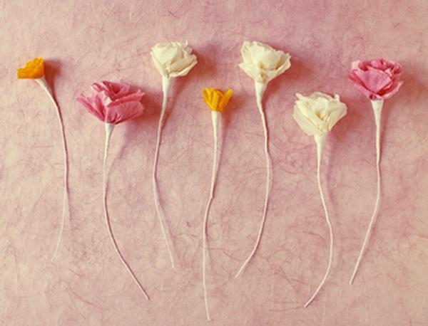 Сложные цветы своими руками