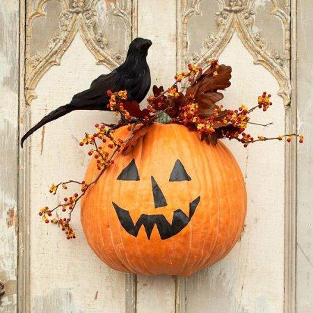 Тыква - символ Хэллоуина