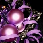 Цвет года - фиолетовый