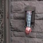 Отрезанные части тела характерны для Хэллоуина
