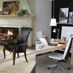 Варианты интерьера рабочего кабинета