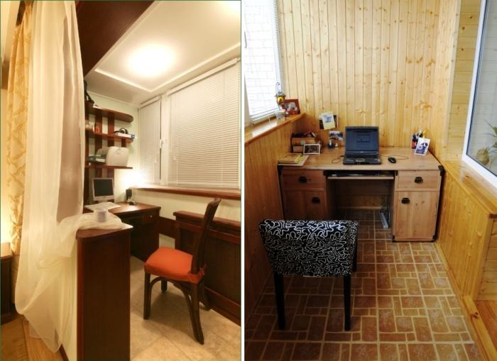 Дизайн рабочего кабинета в квартире - красивые варианты обсу.