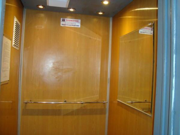 оформление лифта