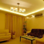 Свет в гостиной