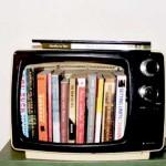 Книги в телевизоре