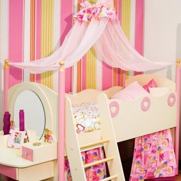Кровать для принцессы своими руками
