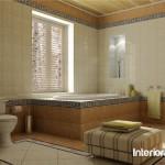 Ванная в египетском стиле