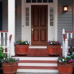 Пример входа в дом