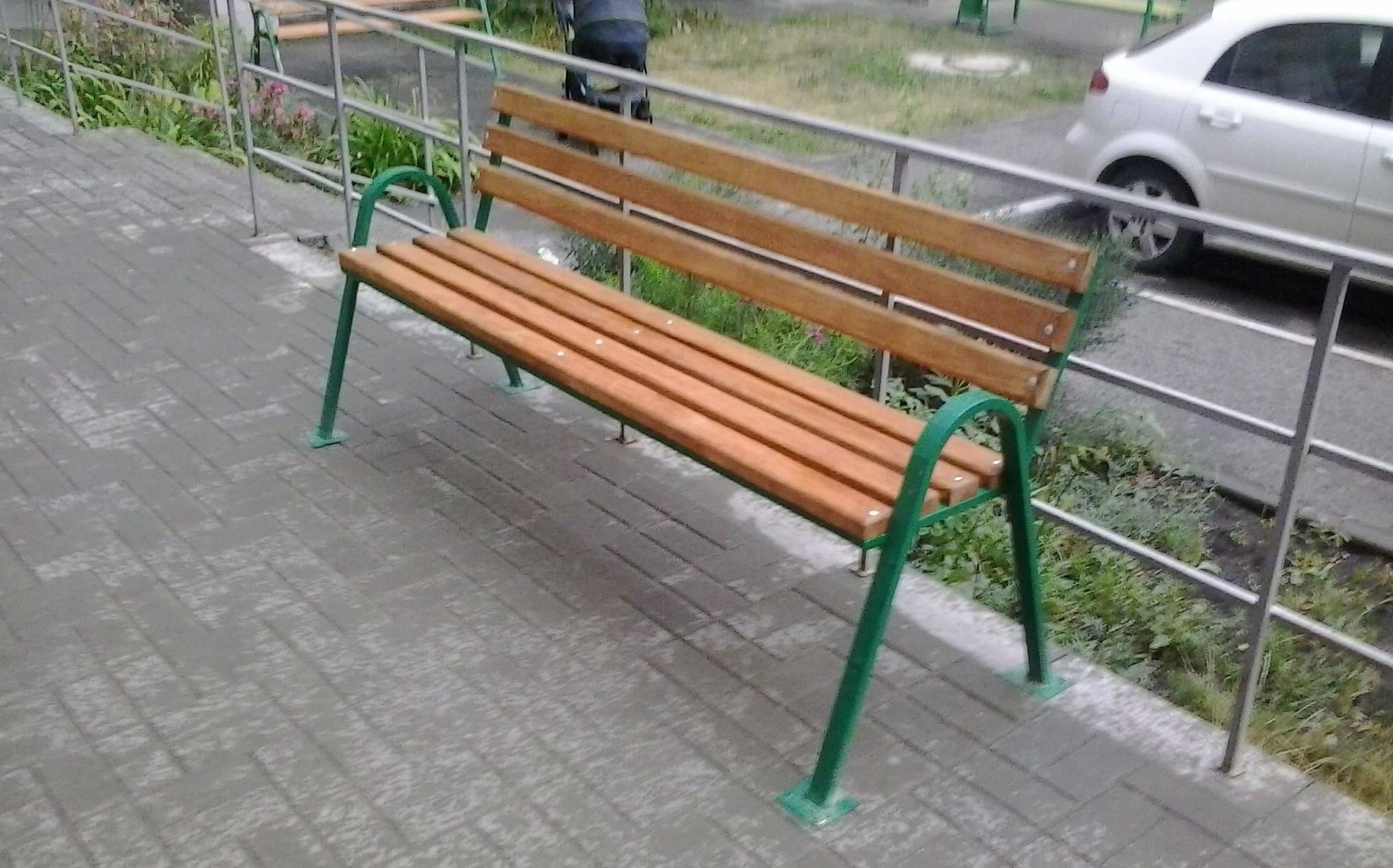 стильно смотрятся скамейки из труб фото сайте регулярно действуют