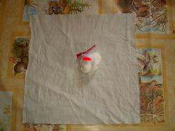 Изготовление куклы-оберега из ткани 2