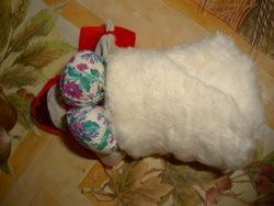 Изготовление куклы-оберега из ткани 11