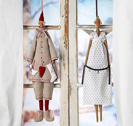 Изготовление куклы своими руками из ткани