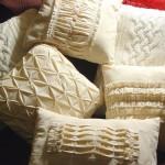 Подушка из старой одежды 1