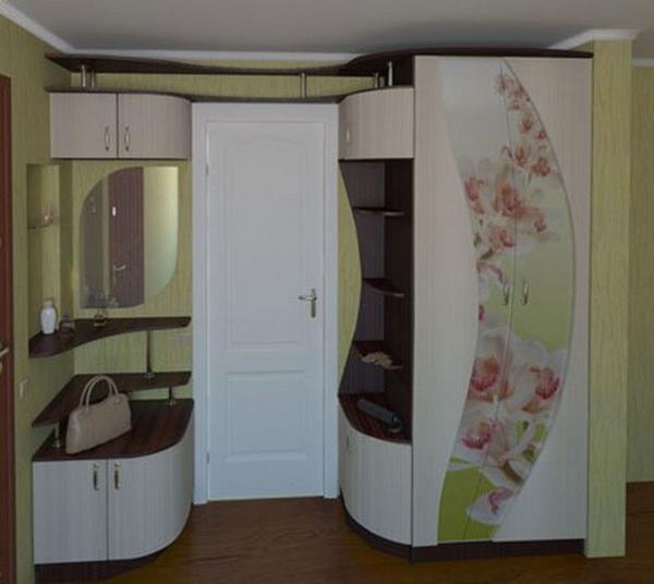 Мебель в прихожей в квартире фото