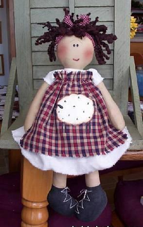Кукла № 1