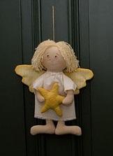 Кукла № 3 - ангел