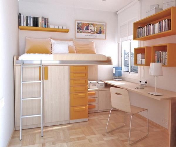 Мебель в комнате подростка