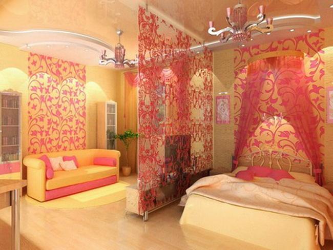 Индивидуальный дизайн спальни