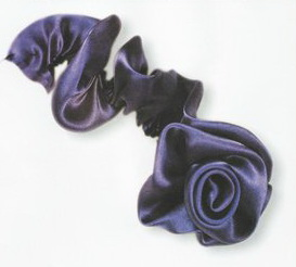 Розы из ткани своими руками как сделать
