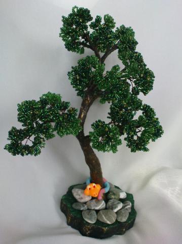 Основные азы плетения дерева