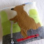 Детская декоративная подушка 7