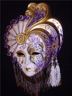 Карнавальные маски своими руками венецианские
