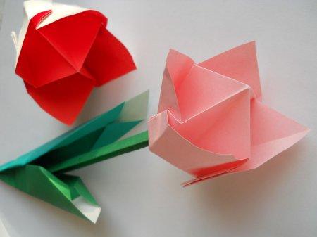 Как сделать треугольник из бумаги своими руками