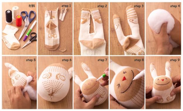 Красивые игрушки своими руками поэтапно