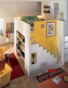 Комната для семьи или для одного человека