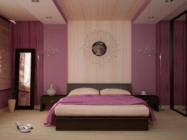 Тонкости интерьера спальной комнаты