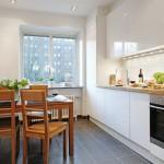Вариант оформления кухни