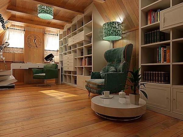 Выбор цвета в интерьере дома