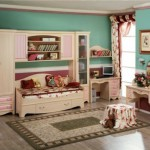Комната в розовых тонах 3