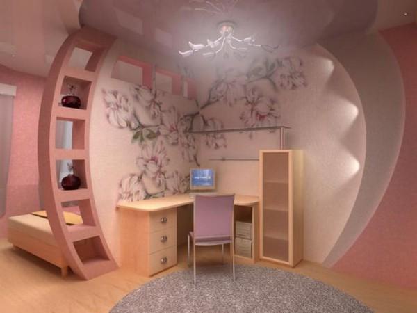 Оформление комнаты для двоих подростков